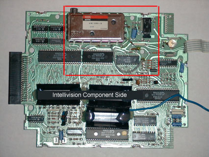 Intellivision System Changer Support Modification